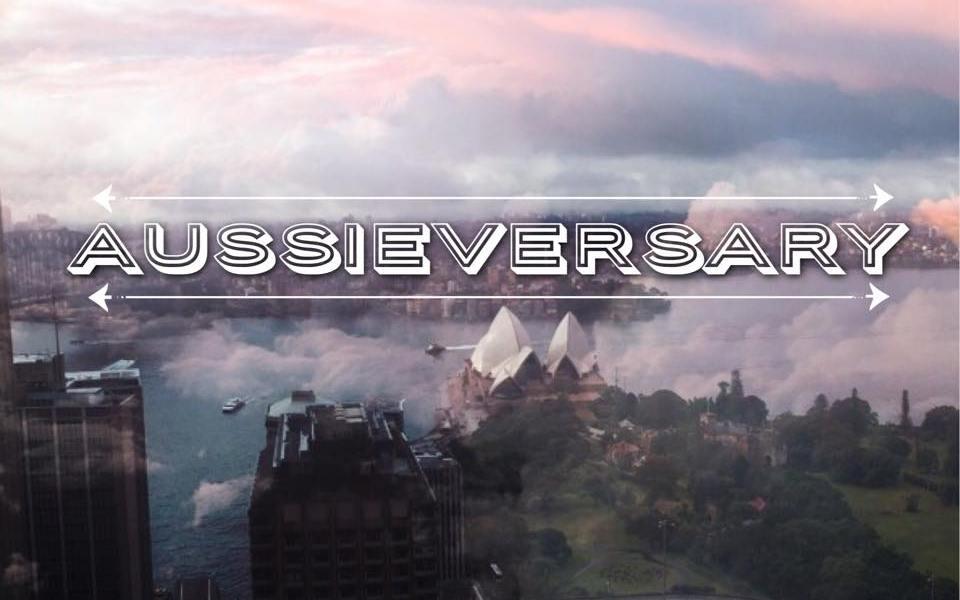 Australia Travel Anniversary