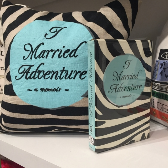 Image result for i married adventure kate spade